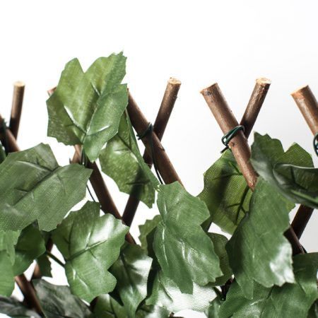 Expandable Faux Ivy Leaf Treillis  – Naturae Decor