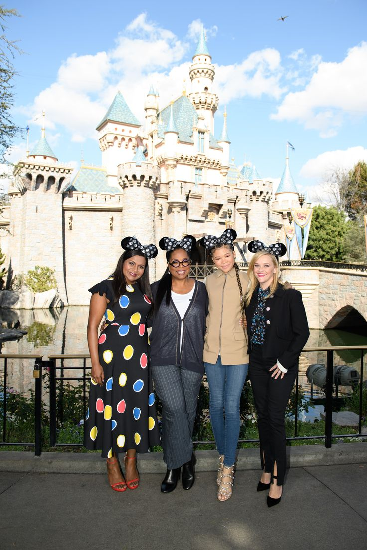 Disney's A Wrinkle in Time Stars Surprise Fans at