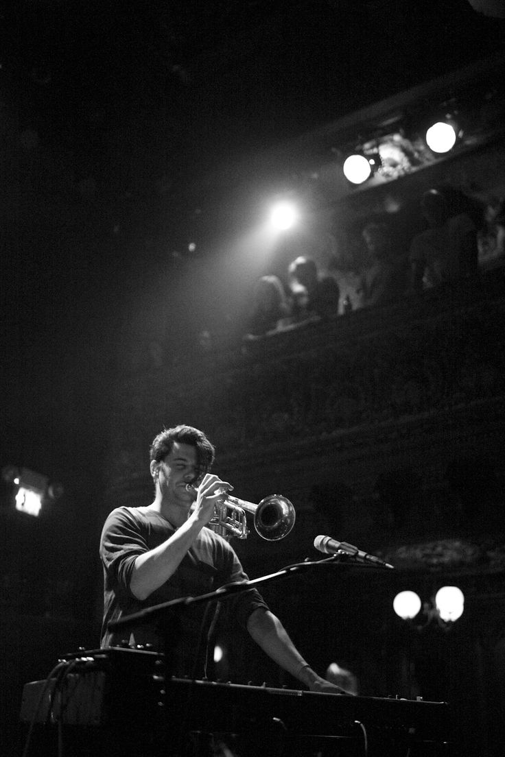 Last Night: The Antlers @ GAMH 07/11/14 photo by Anna Larina
