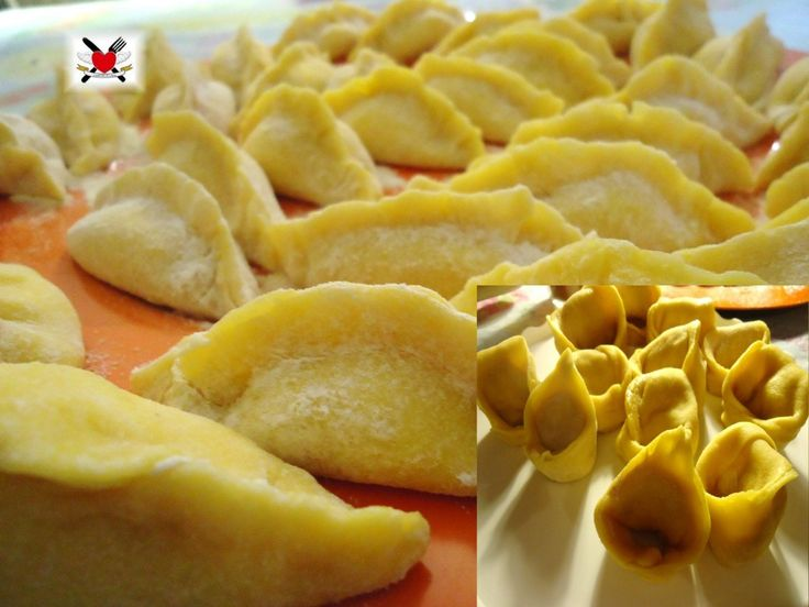 Tortelli ravioli e tortellini   ricette per le feste