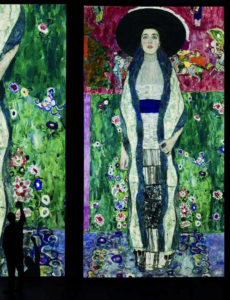 Un modo nuovo di vivere l'arte che conquista sempre più spettatori, anche a Milano, dove con Klimt experience dal 26 luglio è possibile camminare immersi nel simbolismo dell'artista viennese.