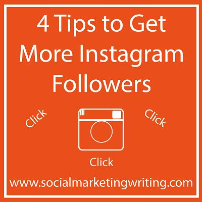 If you want to use Instagram to promote your business, you have to get more Instagram followers — but how do you do that? Here's a good place to start...