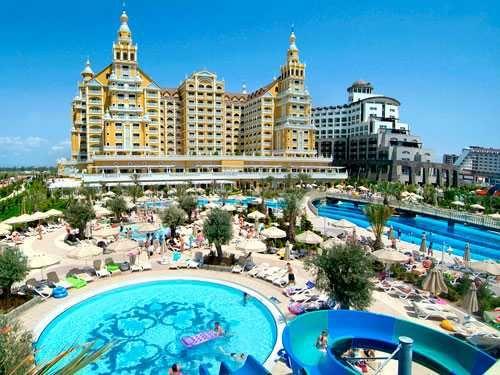 antalya  turkije  hotel royal holiday palace 5   een van de mooiste  luxueuze en nieuwste hotels
