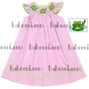 Smocked dress - DR 1550 - Vietnam Smocked dress