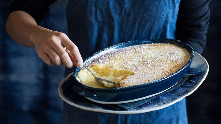 Lemon delicious recipe : SBS Food