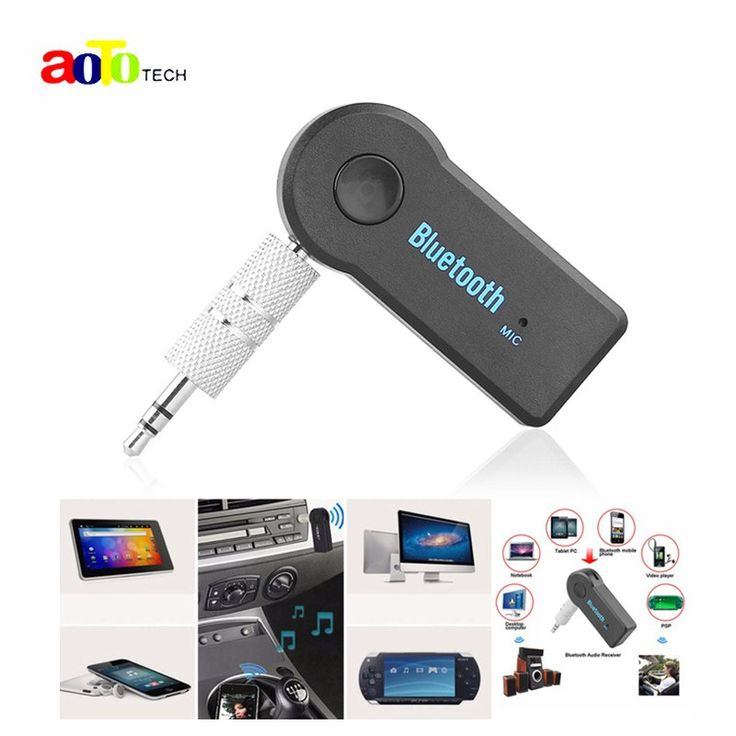 3.5MM Wireless Car № Bluetooth Receiver Adapter AUX Audio ᓂ Stereo Music Hands-freeHome Car Bluetooth Audio Adapter3.5MM Wireless Car Bluetooth Receiver Adapter AUX Audio Stereo Music Hands-freeHome Car Bluetooth Audio Adapter