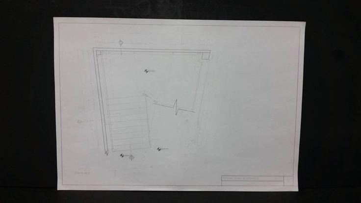 Escaleras / Planta baja