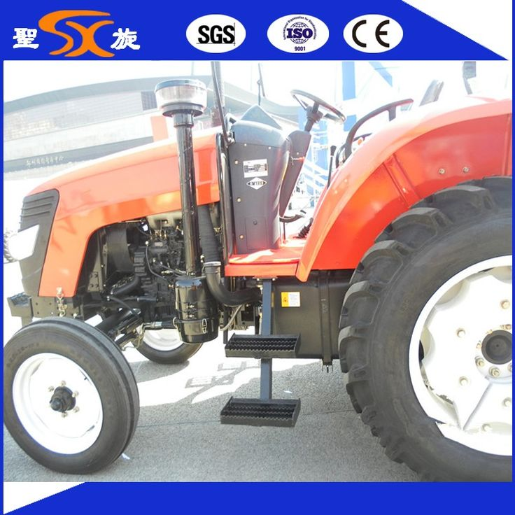 China farming cheap 4x4 tractor and trailer for sale