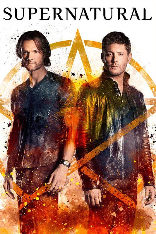 51 best Supernatural Poster images on Pinterest ...