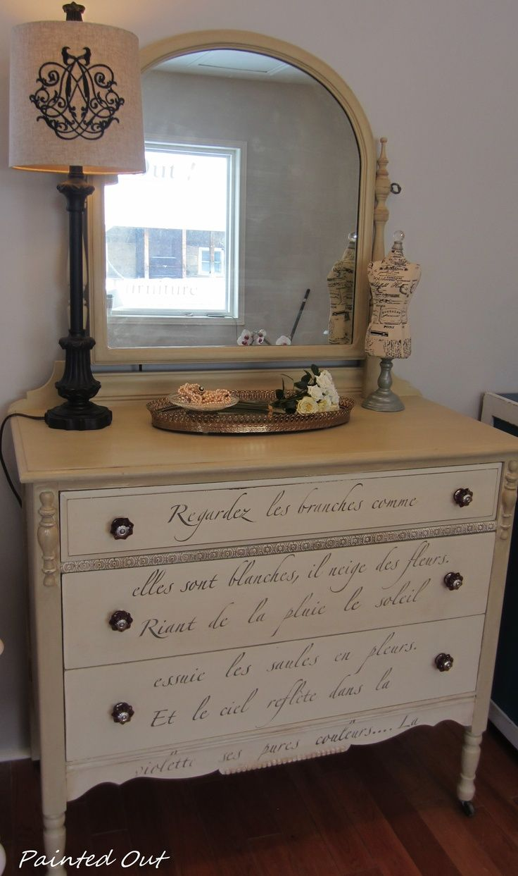 French Dresser with Chalk Paint™ Decorative Paint by An …