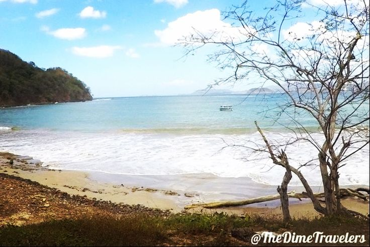 Tamarindo, Costa Rica, is surrounded by gorgeous beaches! 😍💙✈