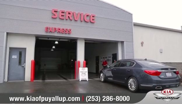 Is it time to take your vehicle into the shop? Kia of Puyallup has a top-notch service department filled with knowledgeable technicians that are more than willing to assess, educate, and correct any problems with the owners consent. Contact us today to schedule your next service appointment.  #KiaofPuyallup #Maintenance #Service