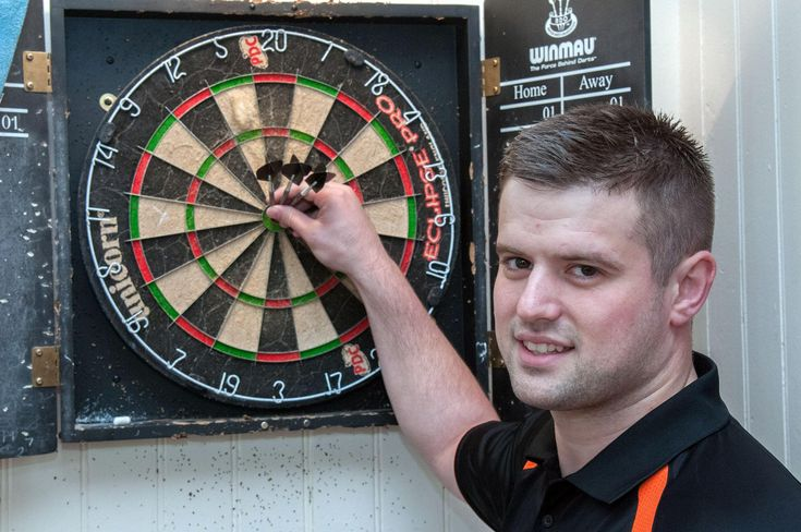 Bewdley's Luke Woodhouse keen to make his mark on pro darts tour | Bible Of Sport