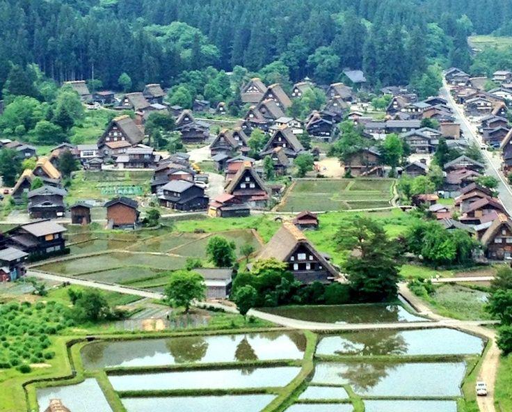 historic villages of shirakawa-gō and gokayama