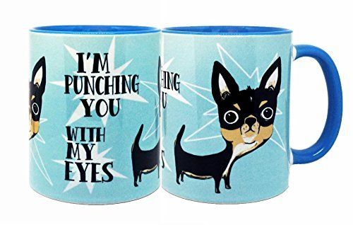 #homekitchen #interior4all Got a pooch that's frequently #offended or indignant? This mug's for you. This listing is for one mug with the design printed all the ...