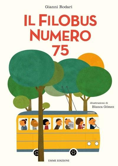Il filobus numero 75. Gianni Rodari
