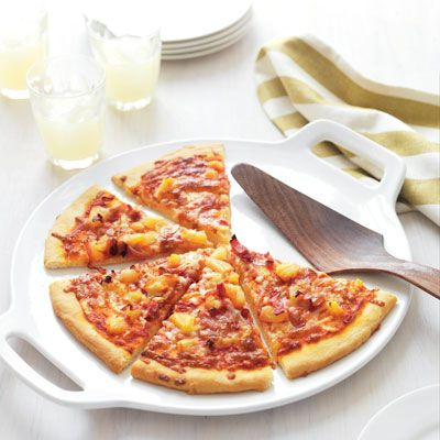 Ham and Pineapple Pizza: Recipes for Kids to Cook