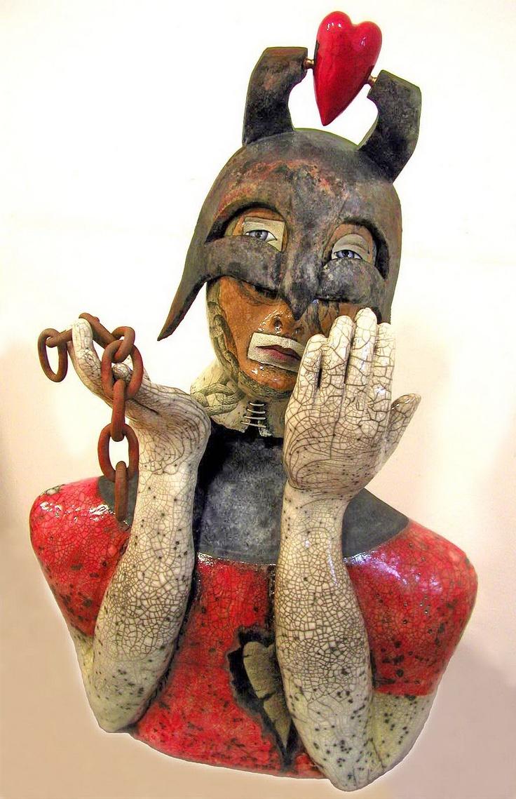 Peggy Bjerkan - ceramic