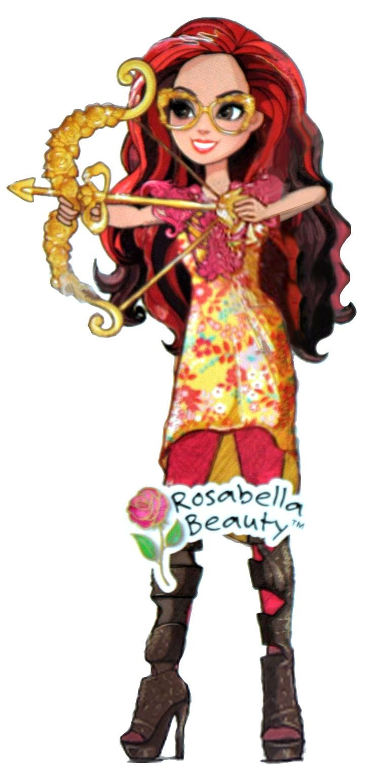 Rosabella Beauty. Archery Competition
