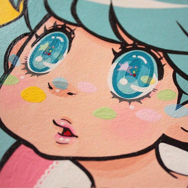 #art #acrylicpaint #illustration #drawing #liquitex #japan #アクリル #アクリル絵具 #リキテックス #ドローイング #イラスト #絵