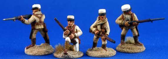 Foreign Legion, 1920s khaki uniform, Infantry