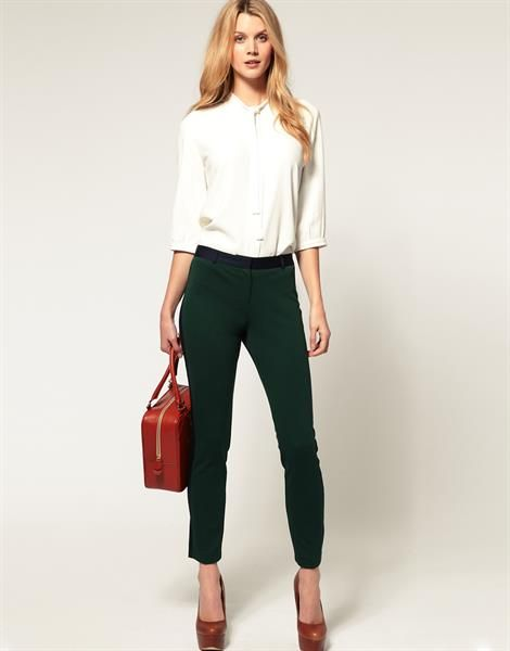 Короткие женские брюки