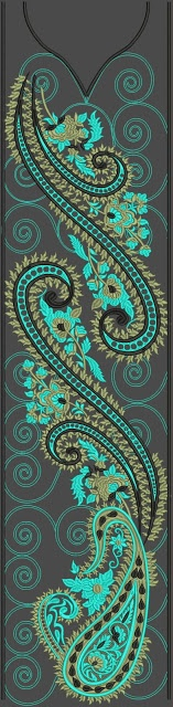 Latest Embroidery Designs For Sale, If U Want Embroidery Designs Plz Contact (Khalid Mahmood, +92-300-9406667) www.embroiderydesignss.blogspot.com Design# Bekal27