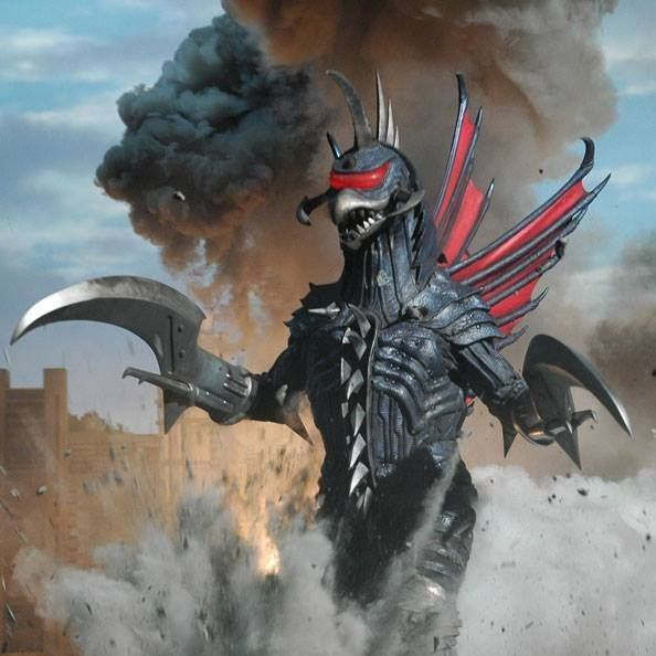 43 best GIGAN images on Pinterest | Monsters, Godzilla vs ...