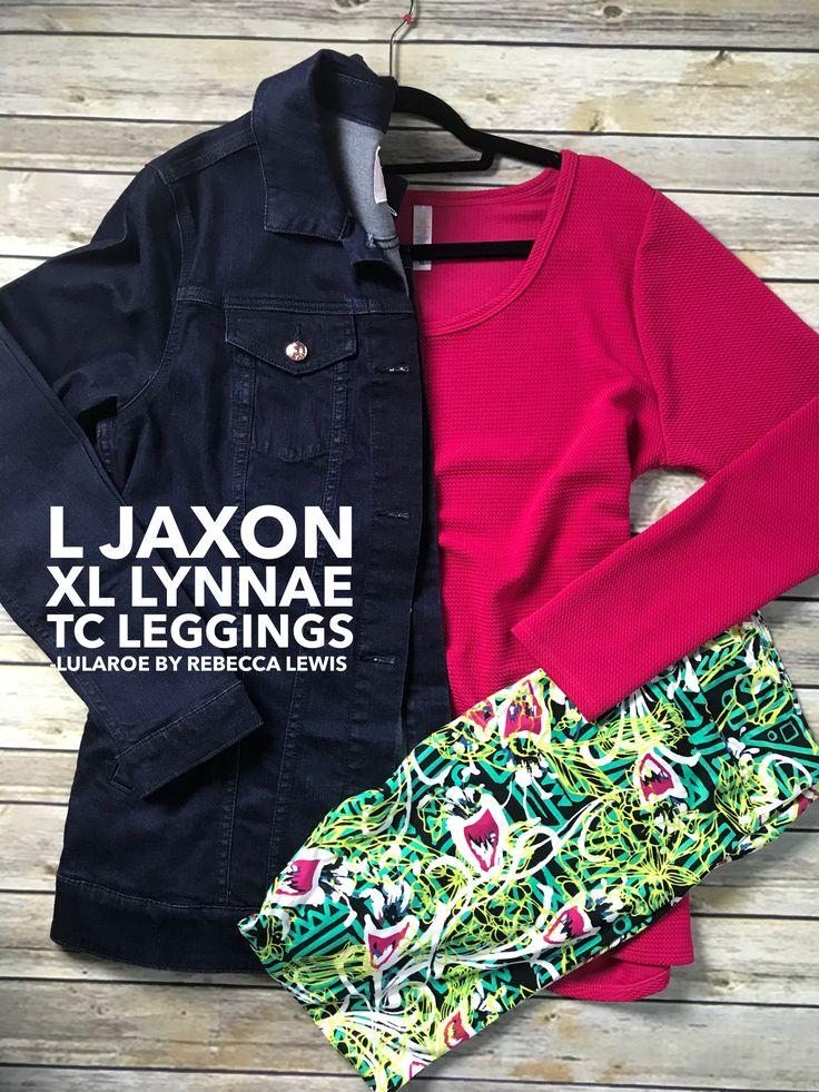 LuLaRoe Solid Lynnae with TC Leggings and dark denim Jaxon  #lularoelynnae #lularoeleggings #lularoejaxon #lularoestyling #lularoeoutfits #fashion #lularoesolids