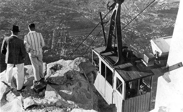 1950's Table Mountain