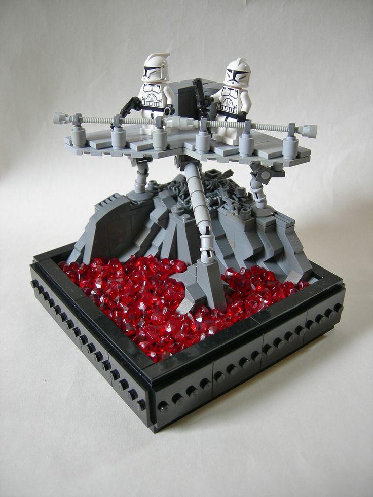 lego star wars mini mocs - Google Search