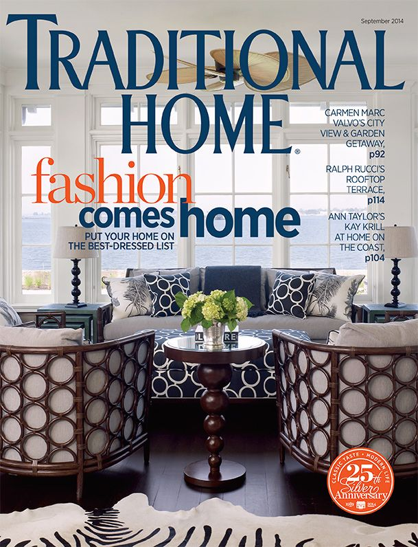 September 2014 Traditional Home 72 best