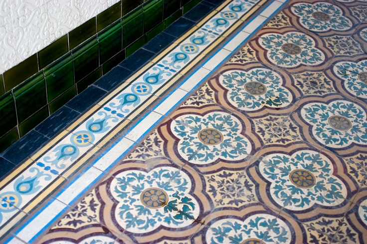 17 best images about carrelages anciens carreaux de ciment on pinterest the floor mosaics. Black Bedroom Furniture Sets. Home Design Ideas