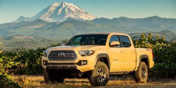 2016 Toyota Tacoma TRD Off Road thomasvilletoyota.com
