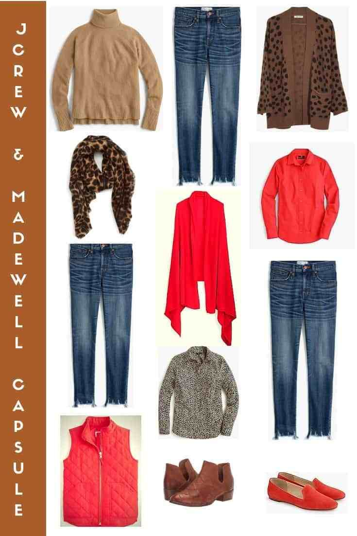J Crew & Madewell Over 50 Fashion Favorites