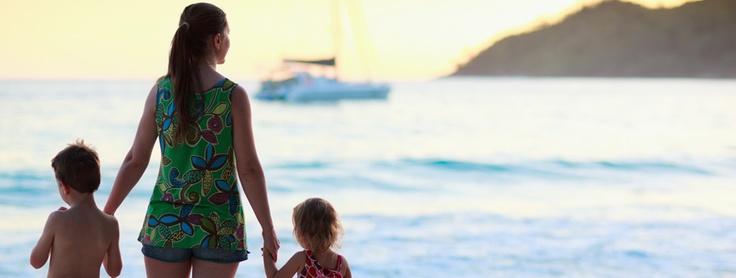Férias em família: tudo é possível na cidade de Buzios. Impactantes paisagens e divertidas actividades nas praias de Buzios. Hospedate em Hotel Latitud Buzios e asegurate umas férias entretenidas!