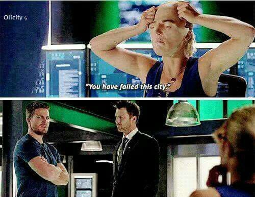 hahahahahaha you just gotta love Felicity <3