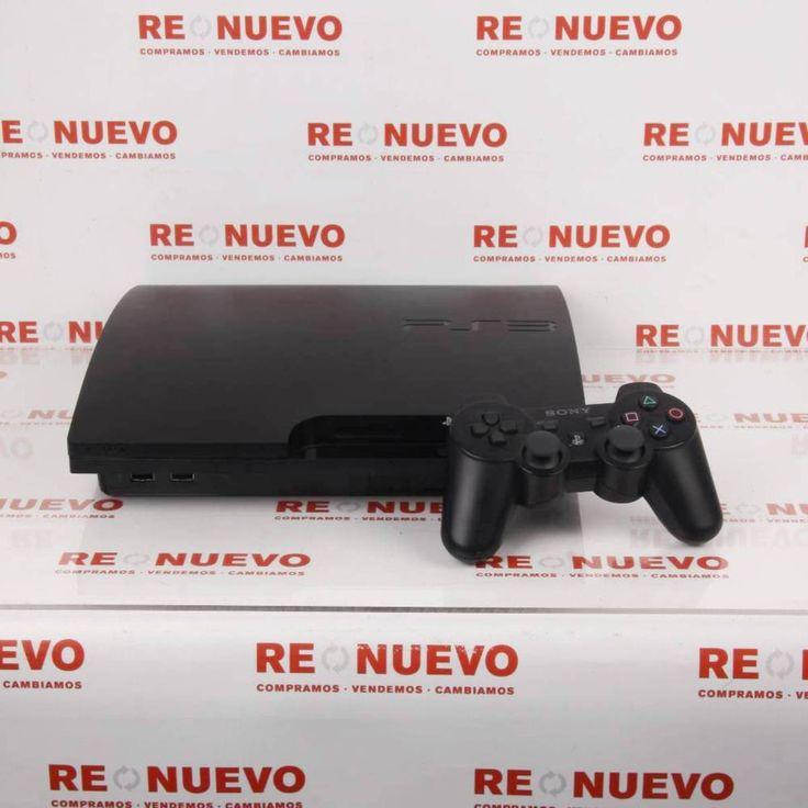 PS3 SLIM 160GB#consola# de segunda mano#PS3