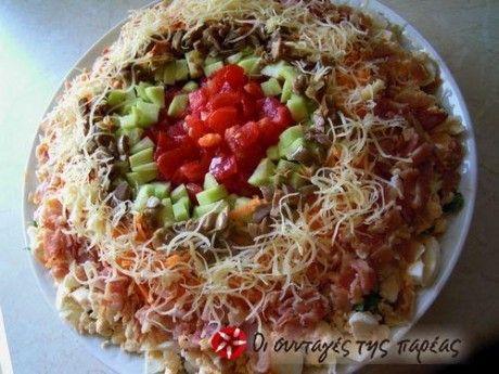 Cobb Salad των Friday's