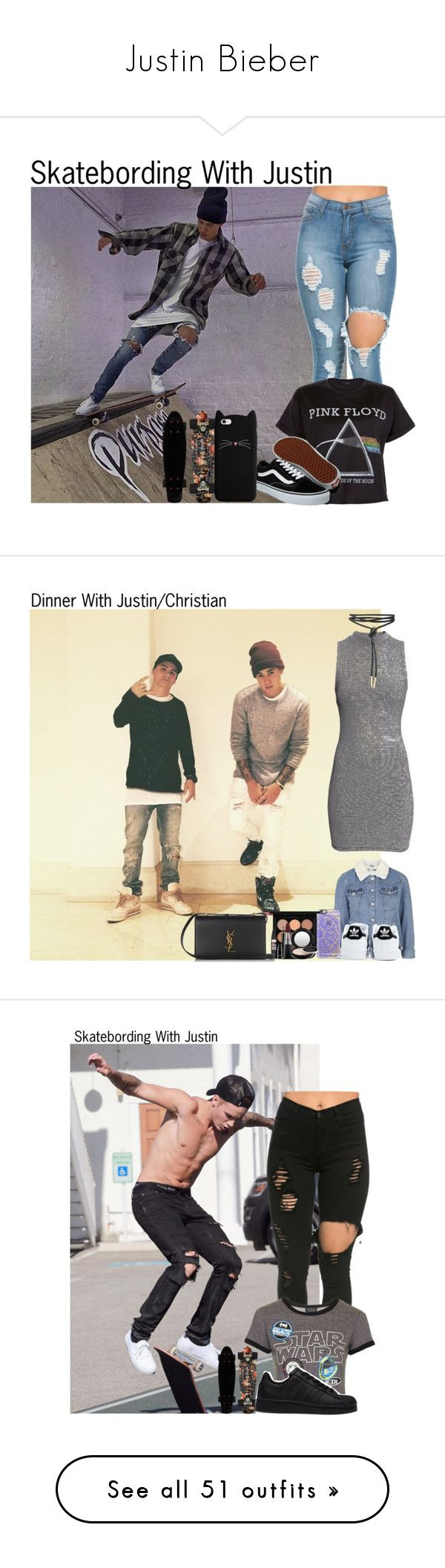 """""""Justin Bieber"""" by ixssa ❤ liked on Polyvore featuring Justin Bieber, New Look, Vans, bieber, JustinBieber, outfits, 2016, skatebording, H&M and Topshop"""