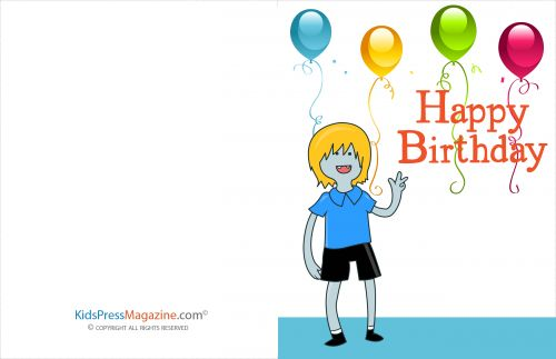 Birthday Cards #11  #boy #birthday #card