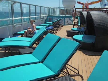 Cruise Ship Review of Carnival Breeze