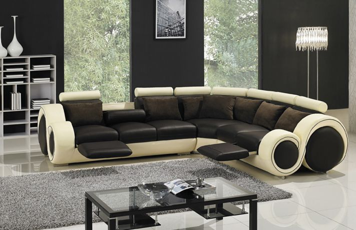 Appealing Corner Couch