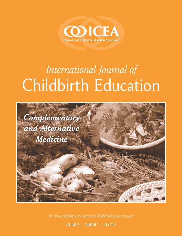 International Childbirth Education Association- thinking about getting certified as a Childbirth Educator