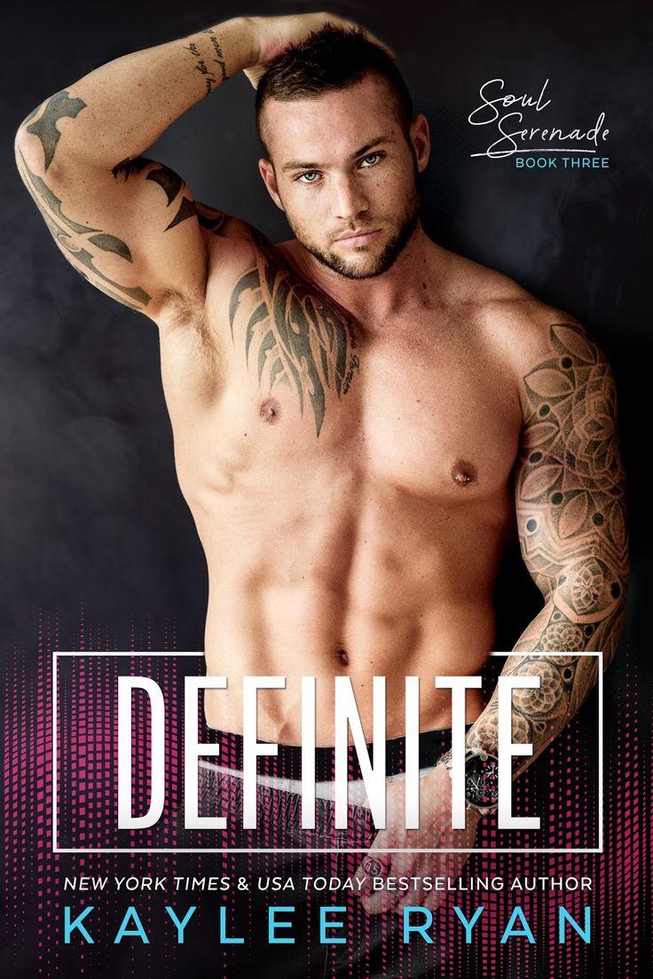 Cover Reveal: Definite by Kaylee Ryan