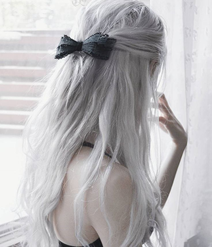 380 best images about White hair on Pinterest | Scene hair ...