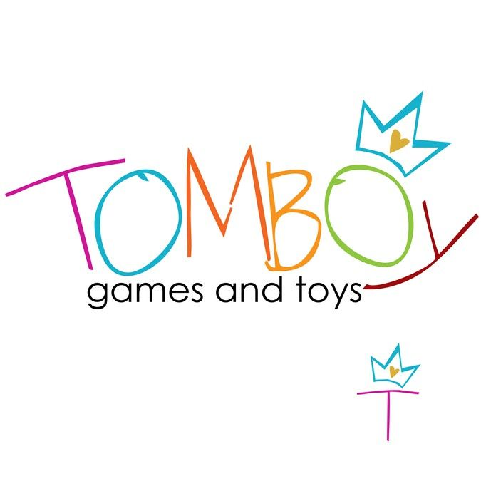 Logo for Tomboy Games and Toys by nydesigns