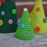 Cute Little Christmas Trees