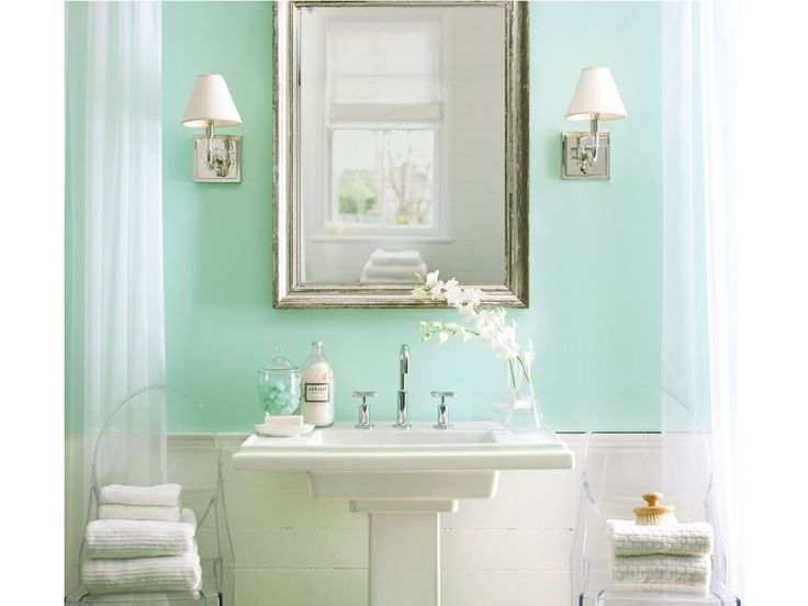 17 best ideas about mint green bathrooms on pinterest