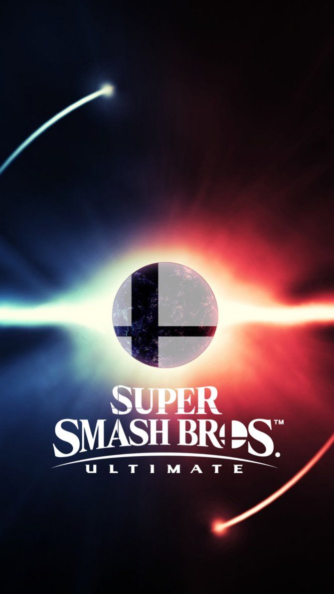 Super Smash Bros Ultimate Mobile Wallpaper 5 By Thewolfbunny